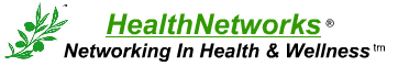 HealthNetworks� - Networking In Health & Wealth�